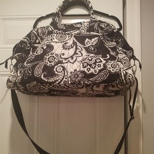 Vera Bradley weekend in day and night